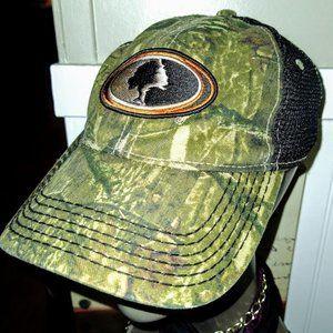 Mossy Oak Contrast Stitch Mesh Back Cap
